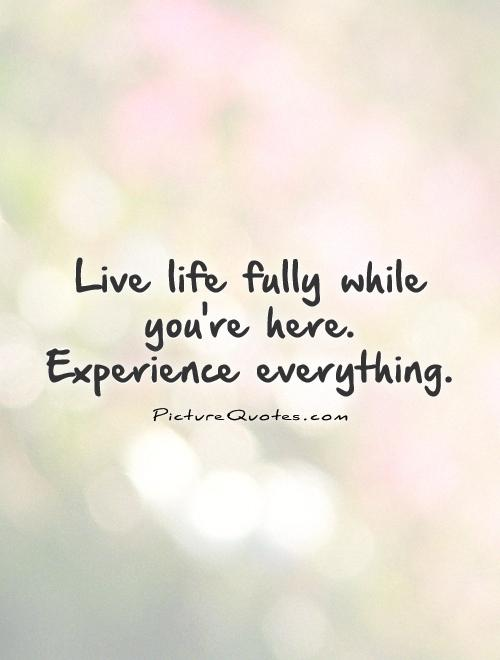 live-fully