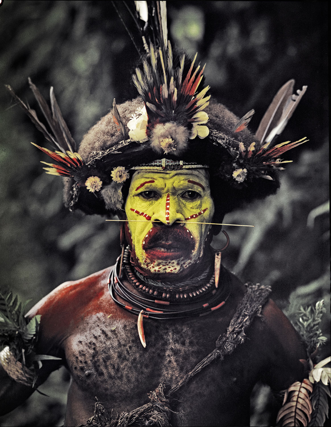 Stunning Photographs Of The Last Surviving Tribes On Earth
