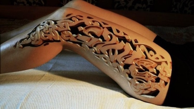 20 unbelievable 3d tattoos that will leave you bewildered webtokri - Les plus beaux tatouages femme ...