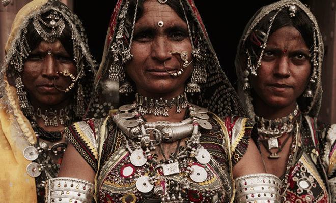 Tribes Of India- Portrait Of The Rabari Tribe Of Kutch - WebTokri